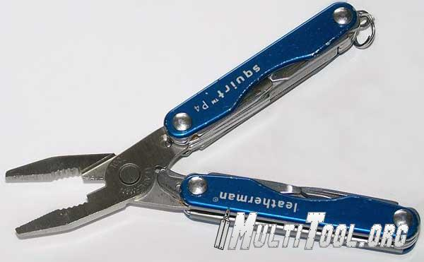 Leatherman Squirt P4